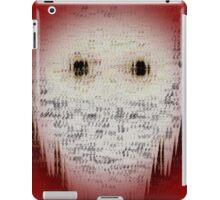 Ghost Eyes iPad Case/Skin