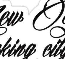New York F****** City Sticker