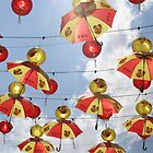 Chinatown Garlands by justineb