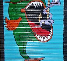 Fish by StreetArtCinema