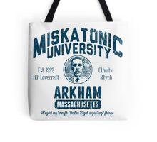 Miskatonic University Arkham Tote Bag