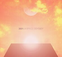2001: A Space Odyssey no 2 by OurBrokenHouse
