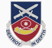 249th Infantry Regiment - Destroy In Depth by VeteranGraphics