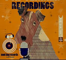 fox terrier recordings mod dog records by bri-b