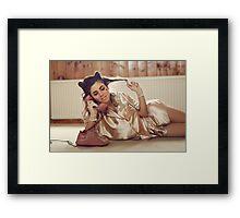 Marina and the Diamonds 003 Framed Print