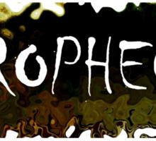 Prophecy Sticker