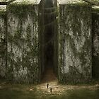 The Maze Runner Poster by SamanthaMirosch
