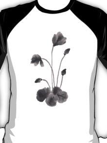 Ink flower T-Shirt
