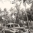 Oldtimer in Cuba by Klaus Offermann