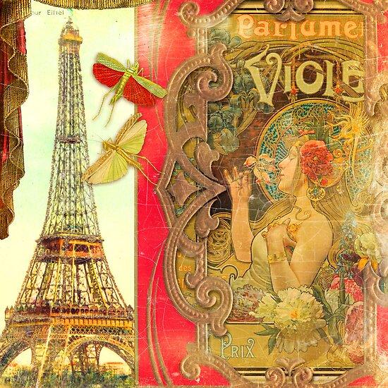 The Crickets of Paris by Aimee Stewart