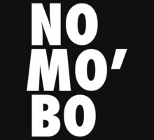 "Bo Dallas ""No Mo' Bo"" Shirt by ohsnapvince"