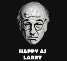 Happy as Larry (...Larry David) by Brother Adam