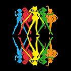 Sailor team Mirror ipad by EdWoody