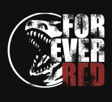 Forever Red Shirt by GreenWithEvil