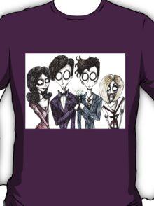 Tim Burton's Doctor Who T-Shirt
