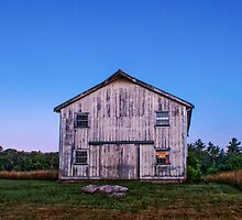 The Old Barn by andrewfloydphtg