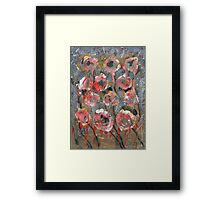 Abstract Expressionism 4 Framed Print