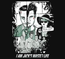 I Am Jack's T-shirt by SaltySteveD