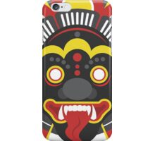 Dragon Mask iPhone Case/Skin