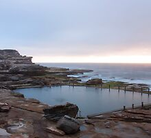 Mahon Pool, Maroubra Beach by Brawi Santoso