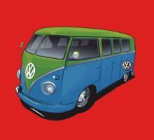my lovely bus vw by diannasdesign