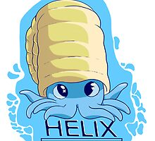 Helix Fossil  by Takoto