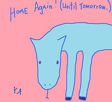"""Home Again! (Until Tomorrow...)"" by Richard F. Yates by richardfyates"
