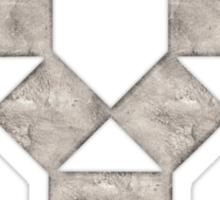 Pythagoras Tree Fractal, Patterns Of Creation, Mathematics, Geometic Sticker