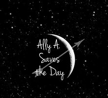 Ally A. Saves the Day by Denice Meyer