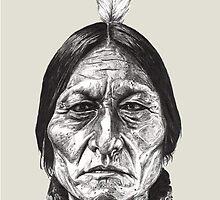 Chief Sitting Bull by RareOnyx