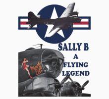 Sally B Tee Shirt T-Shirt