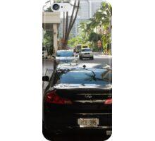 Down Town Waikiki iPhone Case/Skin