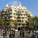 La Pedrera by Tom Gomez