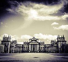 Blenheim Palace by Alfieaxe