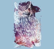 Cosmic Owl Kids Clothes