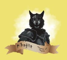 Khajiit Kids Clothes