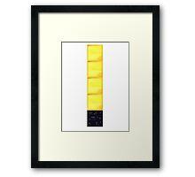 Tower of Pimps Framed Print