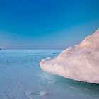 Out of the Blue, Apostle Islands, WI by Michael Treloar