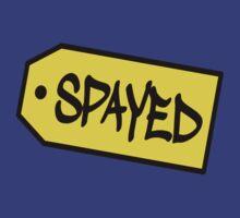Spayed by gabe drueke