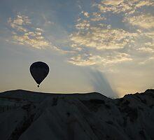 Cappadocia Ballooning (II) by danieldemellis