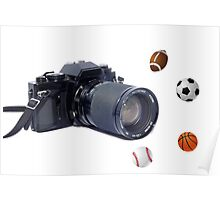Sports Picture Poster