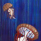 Sea Nettle Jellyfish by Kaitlee Venable