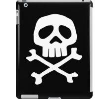 Captain Harlock Shirt (Danzig's Misfits shirt from Walk Among Us) iPad Case/Skin