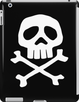 Captain Harlock Shirt (Danzig's Misfits shirt from Walk Among Us) by Degen072183