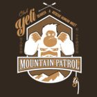 Mountain Patrol by manospd