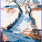 Landscape by emel