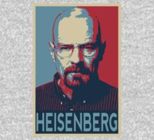 Heisenberg … Hope Poster (1) by OliveB