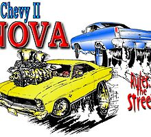 Chevy II Nova-Rules the Streets by joeypad