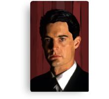Agent Dale Cooper Canvas Print