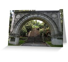 The Anniversary Arch Greeting Card